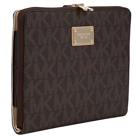 Buy MICHAEL Michael Kors iPad Zip Around Case Online at johnlewis.com