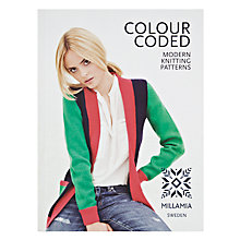 Buy MillaMia Colour Coded Modern Knitting Patterns Book Online at johnlewis.com