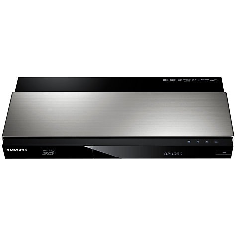 Buy Samsung BD-F7500 Smart 3D 4K Blu-ray Disc/DVD Player Online at johnlewis.com