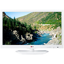 Buy LG 26LN460U LED HD 720p Smart TV, 26 Inch with Freeview Online at johnlewis.com