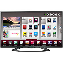 Buy LG 55LN575V LED HD 1080p Smart TV, 55 Inch with Freeview HD Online at johnlewis.com
