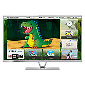 "Panasonic Viera TX-L42FT60B LED HD 1080p 3D Smart TV, 42"", Freeview and Freesat HD with Voice Control and 2x 3D Glasses"
