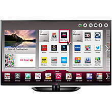 Buy LG 60PH660V Plasma Full HD 1080p 3D Smart TV, 60 Inch with Freeview HD Online at johnlewis.com