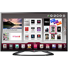 Buy LG 47LN575V LED HD 1080p Smart TV, 47 Inch with Freeview HD Online at johnlewis.com