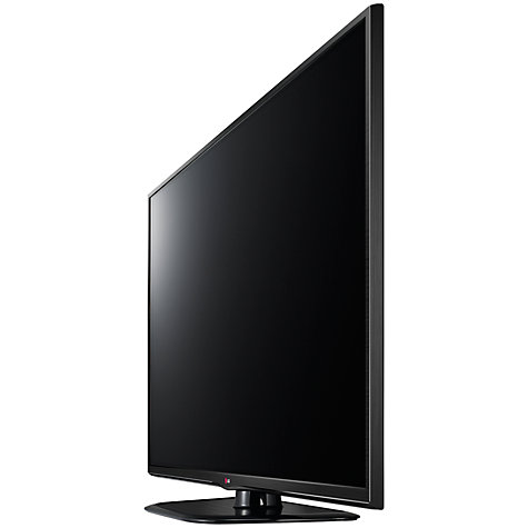 "Buy LG 50PH660V Plasma Full HD 1080p 3D Smart TV, 50"" with Freeview HD Online at johnlewis.com"