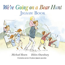 Buy We're Going On A Bear Hunt Jigsaw Book Online at johnlewis.com