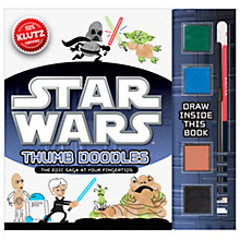 Buy Star Wars Thumb Doodles Online at johnlewis.com