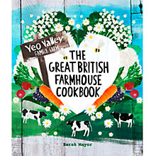 Buy Yeo Valley Great British Farmhouse Cookbook Online at johnlewis.com