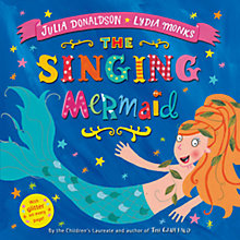 Buy The Singing Mermaid, Paperback Online at johnlewis.com