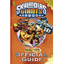 Buy Skylanders Giants Master Eon's Official Guide Online at johnlewis.com