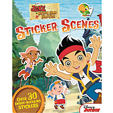 Buy Jake and the Never Land Pirates Sticker Scenes Online at johnlewis.com