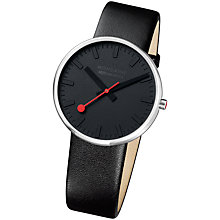Buy Mondaine Giant Elegance Unisex Watch Online at johnlewis.com