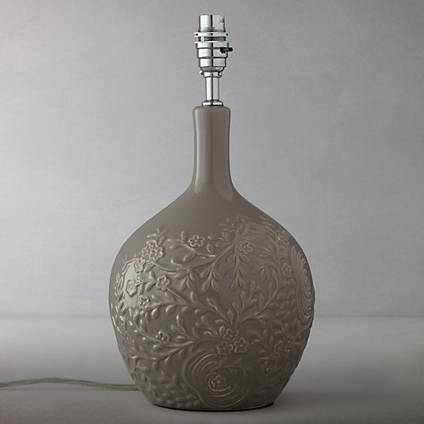 Buy John Lewis Floral Ceramic Lamp Base Online at johnlewis.com