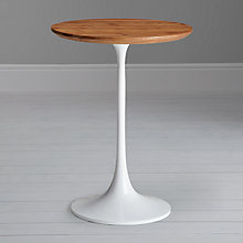 Buy Content by Conran Pedestal Side Table Online at johnlewis.com