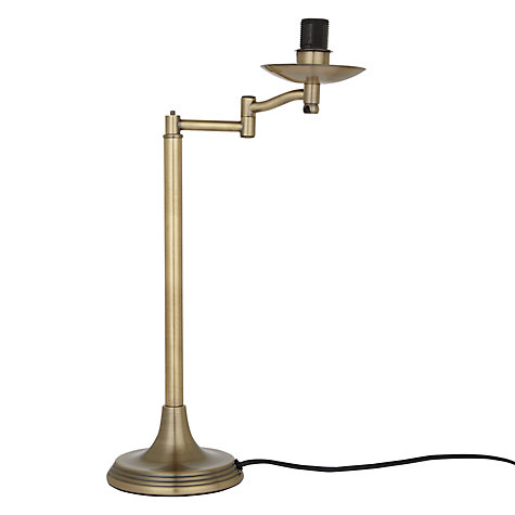 Buy John Lewis Paxton Swing-arm Lamp Base Online at johnlewis.com