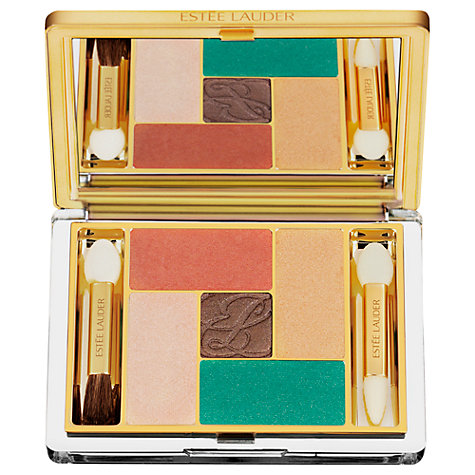 Buy Estée Lauder Pure Color 5 Color Eye Shadow Palette, Batik Sun Online at johnlewis.com