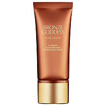Buy Estée Lauder Bronze Goddess Luminous Liquid Bronzer, 30ml Online at johnlewis.com