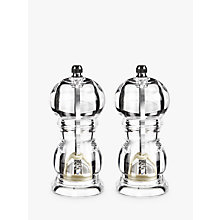 Buy John Lewis The Basics Salt and Pepper Grinder Set Online at johnlewis.com