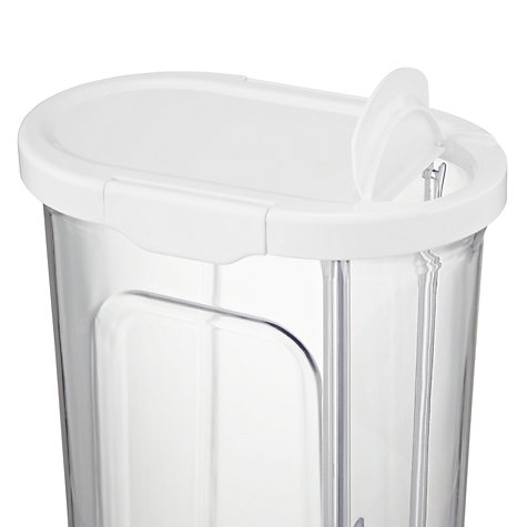 Buy Quirky Silo Portion Control Storage Canister, Medium Online at johnlewis.com