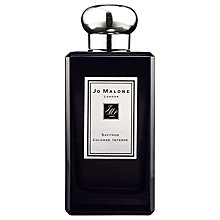 Buy Jo Malone Saffron Cologne Intense, 100ml Online at johnlewis.com