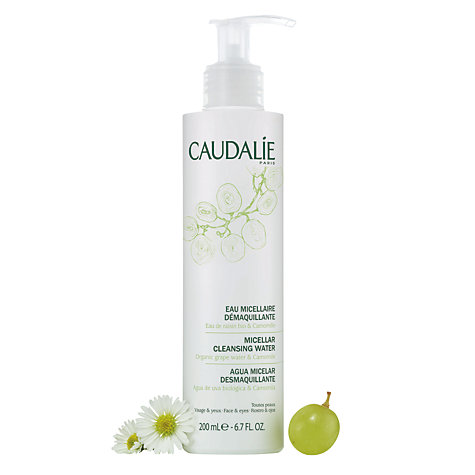 Buy Caudalie Cleansing Water, 200ml Online at johnlewis.com