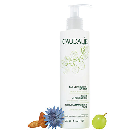 Buy Caudalie Gentle Cleansing Milk, 200ml Online at johnlewis.com