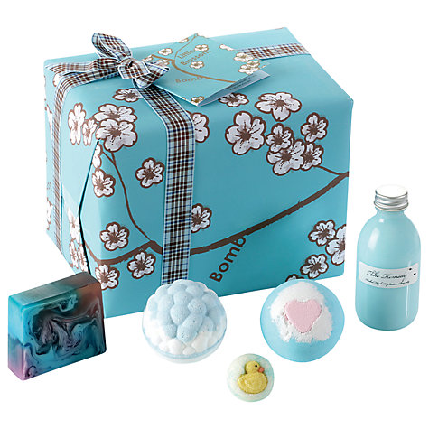 Buy Bomb Cosmetics Little Blossom Gift Set Online at johnlewis.com