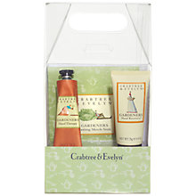 Buy Crabtree & Evelyn Gardeners Retreat Gift Set Online at johnlewis.com