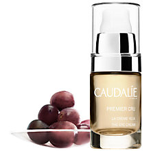 Buy Caudialie Premier Cru The Eye Cream, 15ml Online at johnlewis.com