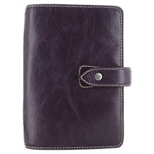 Buy Filofax Malden Leather Personal Organiser Online at johnlewis.com