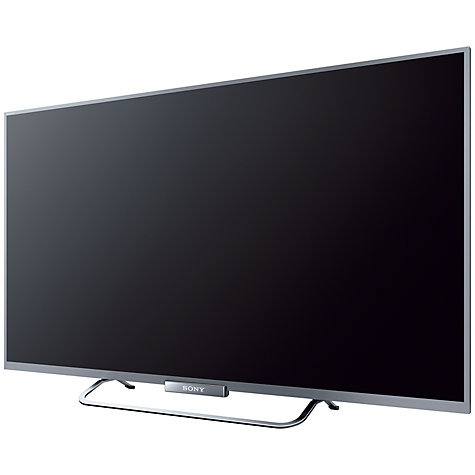 "Buy Sony Bravia KDL42W654 LED HD 1080p Smart TV, 42"" with Freeview HD, Silver Online at johnlewis.com"