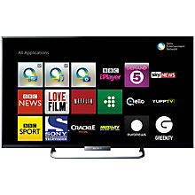 "Buy Sony Bravia KDL42W653 LED HD 1080p Smart TV, 42"" with Freeview HD, Black Online at johnlewis.com"