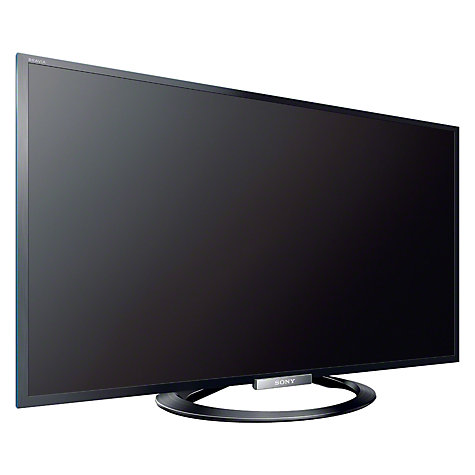 "Buy Sony Bravia KDL42W805 LED HD 1080p 3D Smart TV, 42"", NFC with Freeview HD and 4x 3D Glasses Online at johnlewis.com"