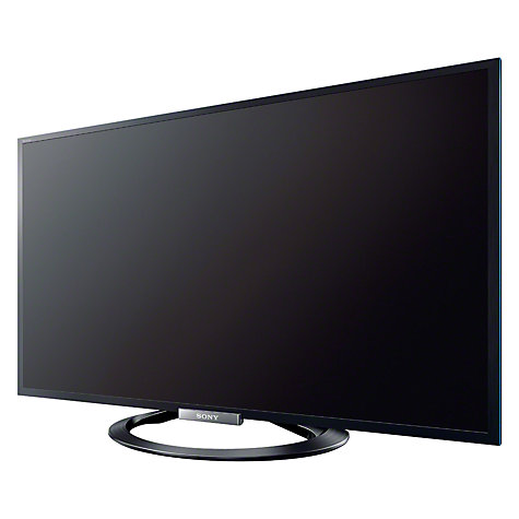 "Buy Sony Bravia KDL42W805 LED HD 1080p 3D Smart TV, 42"", NFC with Freeview & Freesat HD and 4x 3D Glasses Online at johnlewis.com"