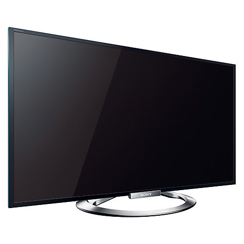 "Buy Sony Bravia KDL46W905 LED HD 1080p 3D Smart TV, 46"", NFC with Freeview HD and 4x 3D Glasses Online at johnlewis.com"