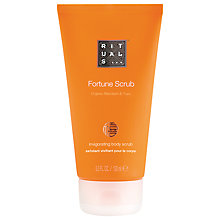 Buy Rituals Laughing Buddha Organic Mandarin & Yuzu Fortune Shower Scrub, 150ml Online at johnlewis.com