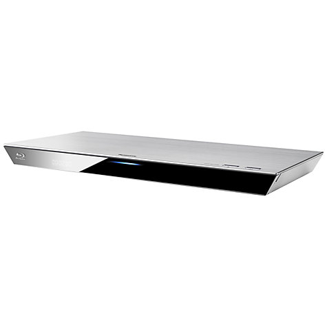 Buy Panasonic DMPBDT330EB Smart 3D 4K Blu-ray Disc/DVD Player with Wi-Fi, Silver Online at johnlewis.com