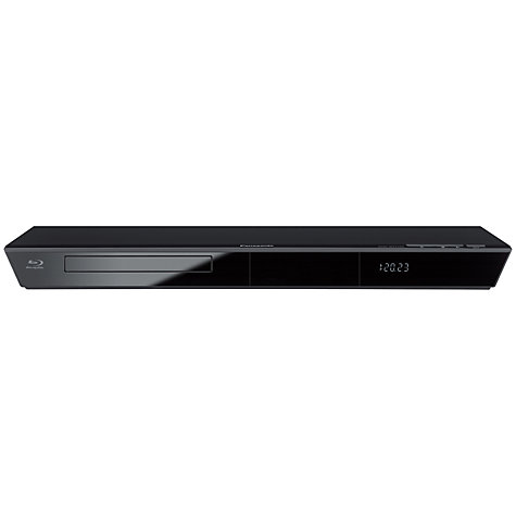 Buy Panasonic DMP-BDT230EB Smart 3D Blu-ray Disc/DVD Player Online at johnlewis.com