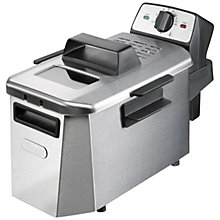 Buy De'Longhi F24402CZ Professional Coolzone Deep Fryer Online at johnlewis.com