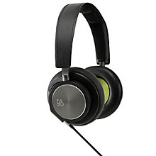 Buy Bang & Olufsen H6 On-Ear Headphones with Mic/Remote Online at johnlewis.com