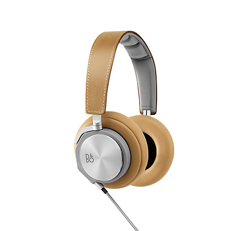 Buy B&O PLAY by Bang & Olufsen Beoplay H6 On-Ear Headphones with Mic/Remote Online at johnlewis.com