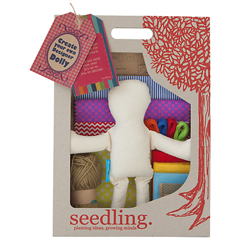 Buy Seedling Create Your Own Designer Dolly Online at johnlewis.com