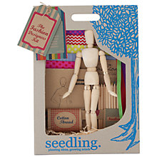 Buy Seedling The Fashion Designer Kit Online at johnlewis.com