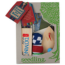 Buy Seedling Good Things For Boys Online at johnlewis.com