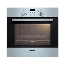 Buy Bosch HBN531E0B Single Electric Oven, Brushed Stainless Steel Online at johnlewis.com