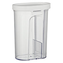 Buy Quirky Silo Portion Control Storage Canister, Small Online at johnlewis.com