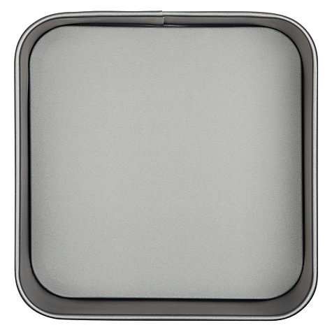Buy John Lewis The Basics Square Cake Tin, 20cm Online at johnlewis.com