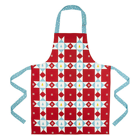 Buy John Lewis Forest Trail Apron Online at johnlewis.com