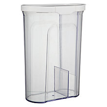 Buy Quirky Silo Portion Control Storage Canister, Large Online at johnlewis.com