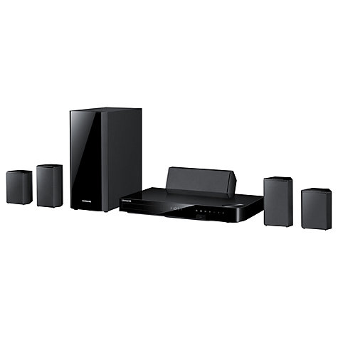 Buy Samsung HT-F5500 5.1 Smart 3D Blu-ray/DVD Home Cinema System Online at johnlewis.com